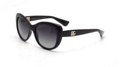 Dolce & Gabbana Logo Execution Noir DG6090 501/T3 54-19 Polarisés 124,92 €