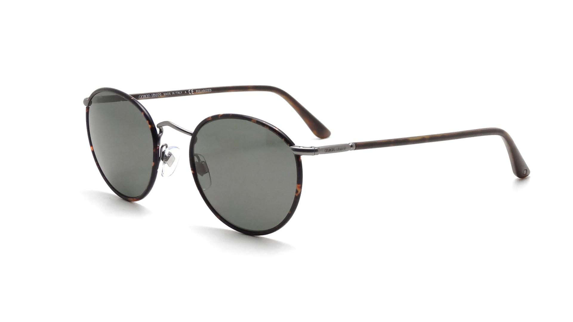 giorgio armani frames of life tortoise ar6016j 300339 51 20 polarized visiofactory