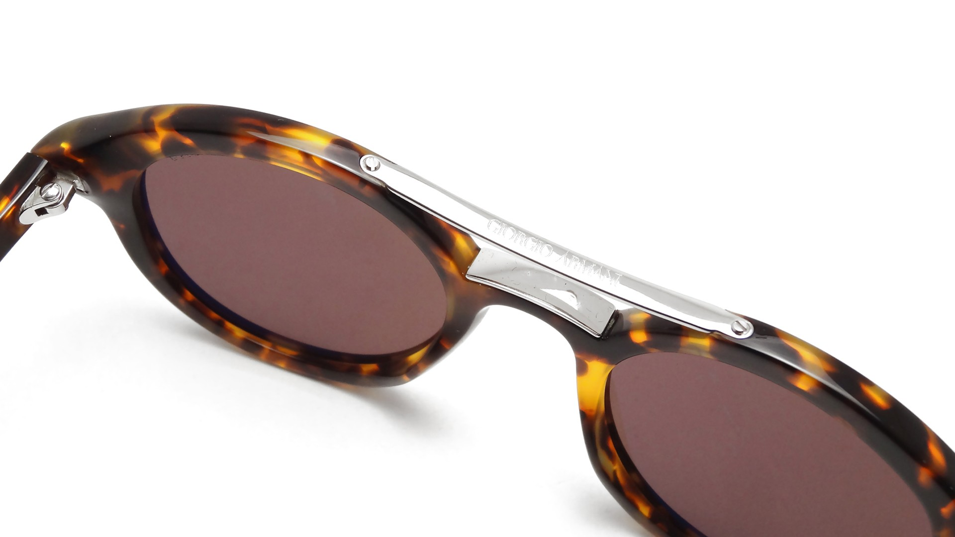 giorgio armani frames of life tortoise ar8007 501153 46 21 visiofactory