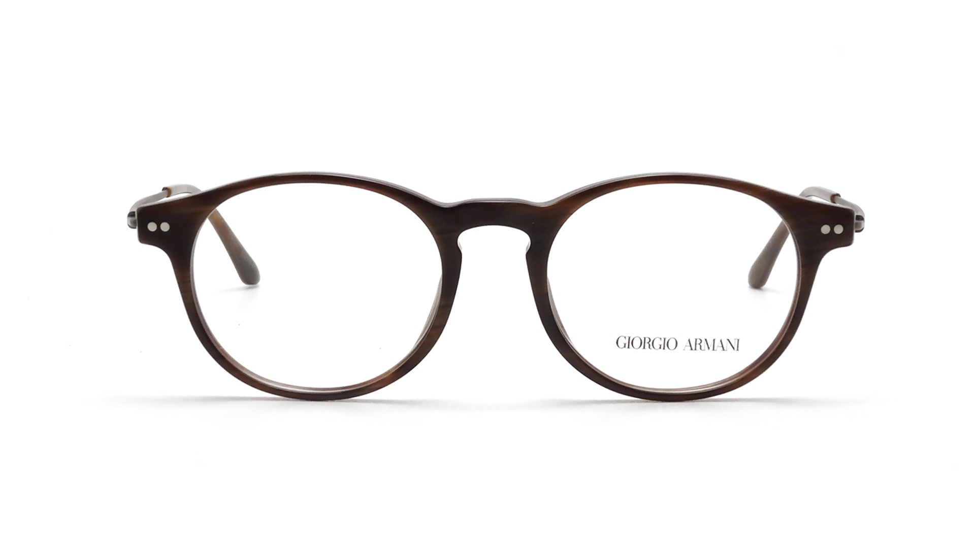 Giorgio Armani Glasses Frames Of Life : Giorgio Armani Frames of Life Brown AR7010 5023 49-18 ...