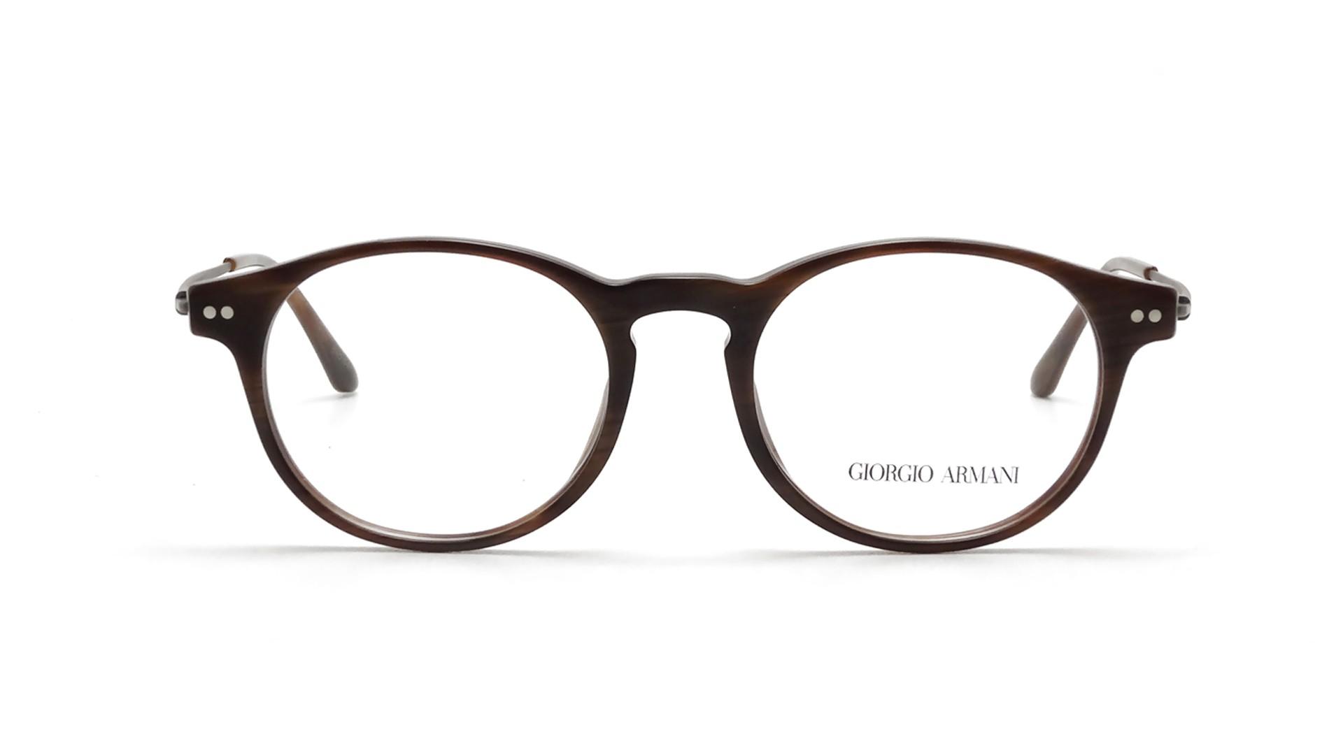 4a0cc9713e Giorgio Armani Frames of Life Brun AR7010 5023 49-18