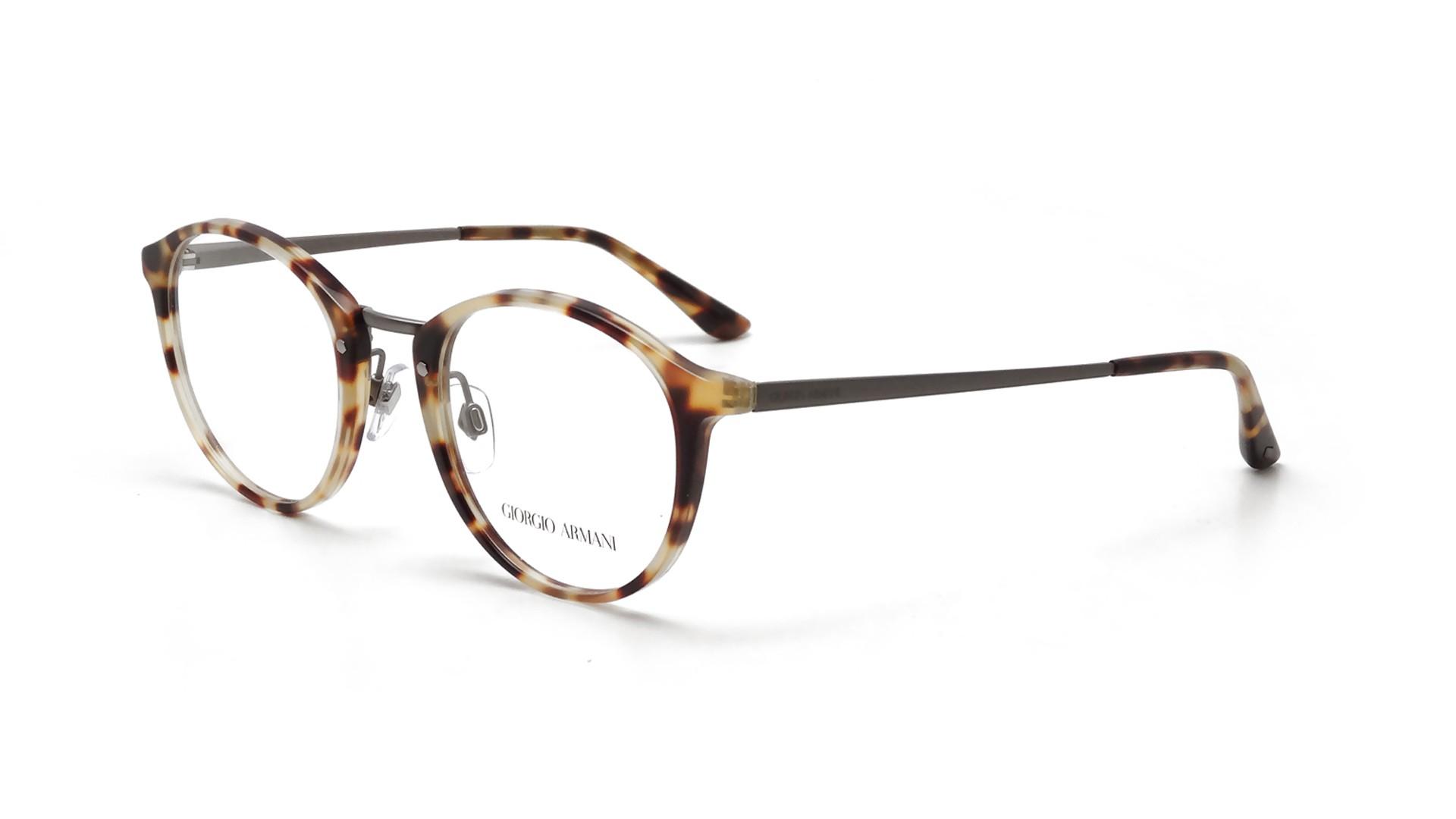 Eyeglass Frames Armani : Giorgio Armani Frames of Life Tortoise AR7028 5178 50-22 ...
