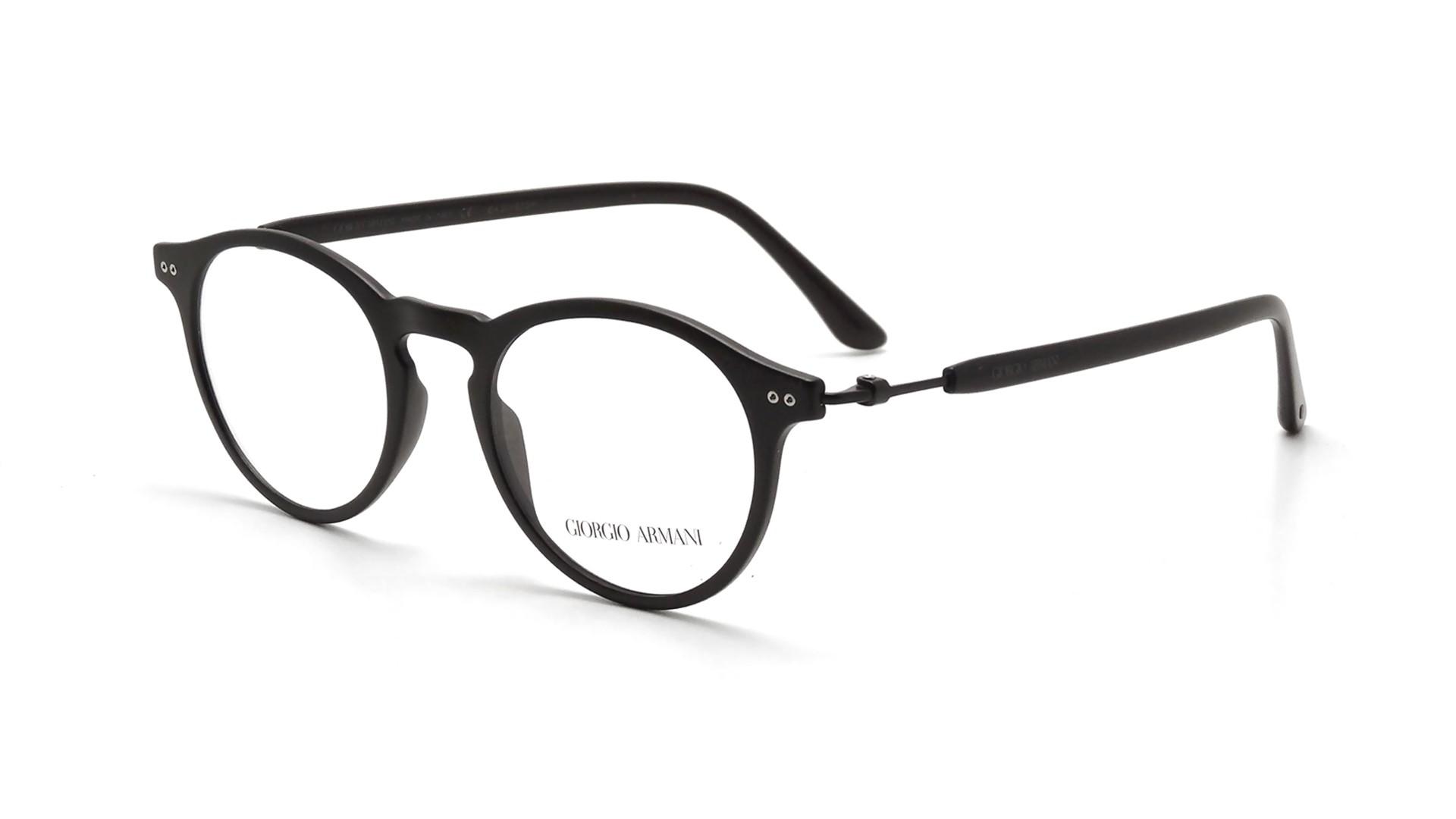 giorgio armani frames of life black ar7040 5042 46 19 visiofactory