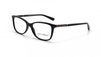 Dolce & Gabbana Logo Plaque Noir DG3219 501 53-16 142,50 €