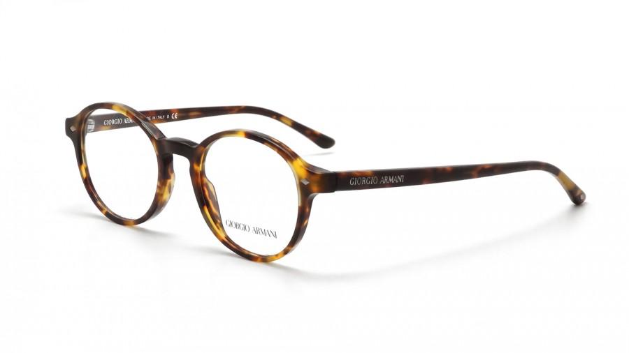 giorgio armani frames of life tortoise ar7004 5011 47 19 visiofactory - Emporio Armani Glasses Frames