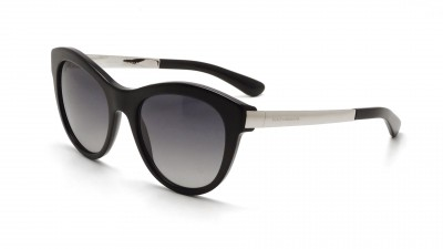 Dolce & Gabbana DG4243 501/T3 53-19 Black Polarized 150,75 €