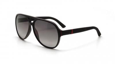 Gucci Ruban Noir GG1065/S 4UP/WJ 59-13 Polarisés 141,24 €