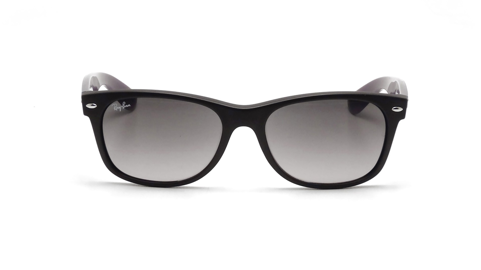 ray ban sunglasses new wayfarer  Ban New Wayfarer Black RB2132 6183/71 55-18