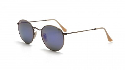 Ray-Ban Round Metal Brown RB3447 167/1M 50-21 95,75 €