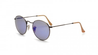 Ray-Ban Round Metal Brown RB3447 167/68 50-21 97,42 €