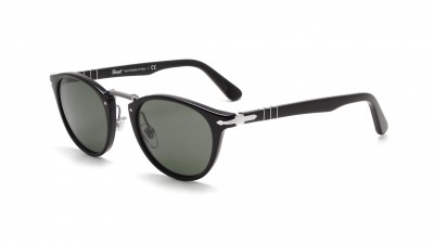 Persol Typewriter Edition Black PO3108S 95/58 49-22 Polarisés 154,08 €