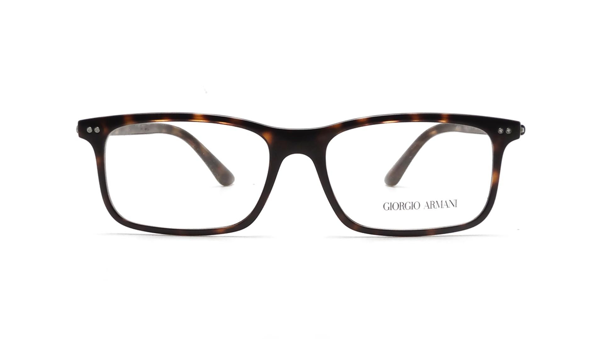 Giorgio Armani Glasses Frames Of Life : Giorgio Armani Frames of Life Tortoise AR7041 5026 53-16 ...
