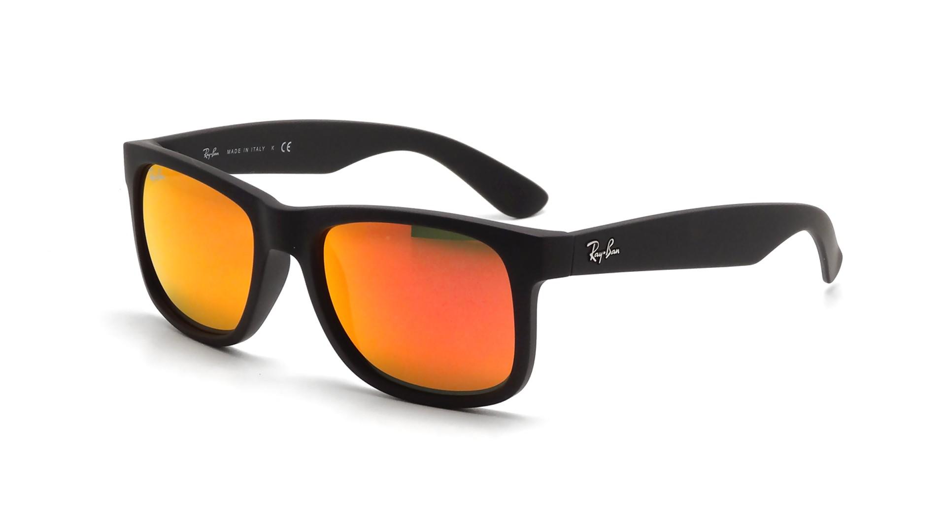 eca35985bf Ray Ban Justin Sunglasses Purple Frame Grey Lens « Heritage Malta
