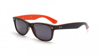 Ray-Ban New Wayfarer Écaille RB2132 6180/R5 52-18 79,08 €