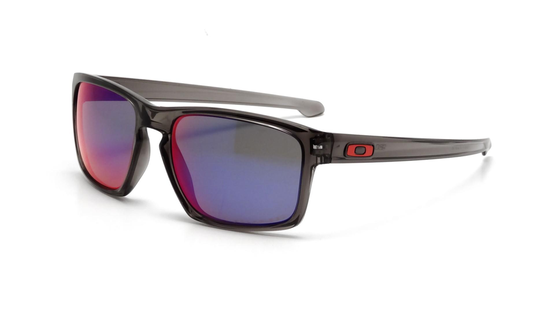 Grey Polarized Sunglasses  sliver grey oo9262 11 57 18 polarized visiofactory