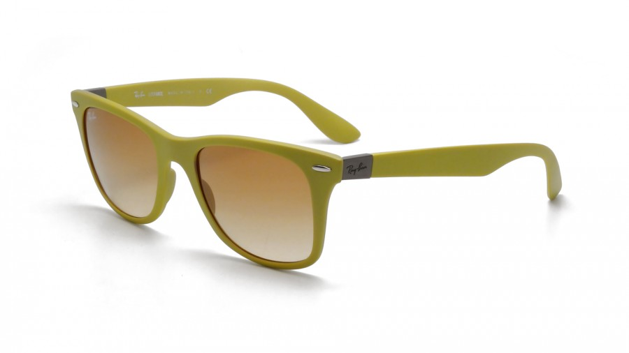 c2e4869127 ... discount code for ray ban wayfarer liteforce jaune rb4195 6085 2l 52 20  a5bb1 10389