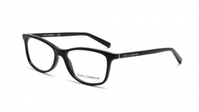 Dolce   Gabbana DG3222 501 52-15 Noir 64,11 €. En stock.  . Adaptable vue 9c53868d4a63