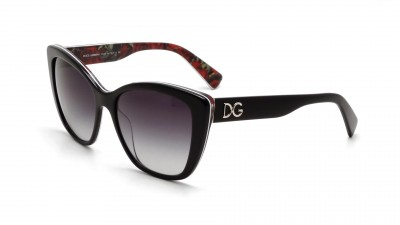 Dolce & Gabbana DG4216 2940/8G 55-17 Noir 124,08 €