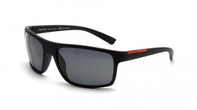 Prada Linea Rossa PS02QS DG0-5Z1 62-18 Black Polarized 143,25 €