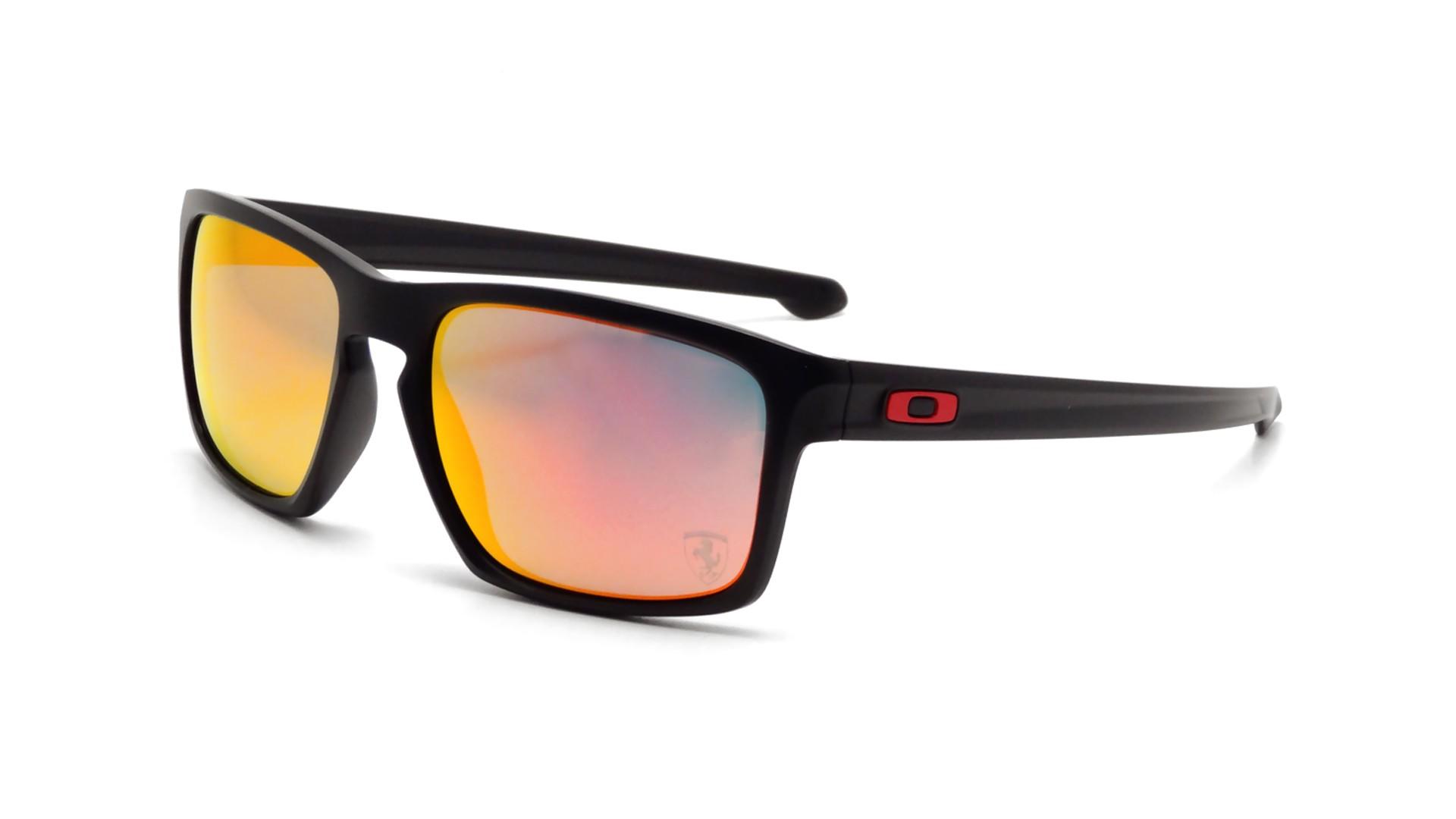 black and yellow oakley sunglasses 194m  Oakley Sliver Black Matte OO9262 12 57-18 99,92