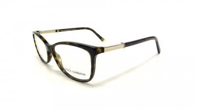 Dolce   Gabbana Logo Plaque DG 3107 502 Ecaille Large 54-15 + verres  adaptés à votre vue 4a96121ae3b2