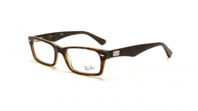 Ray-Ban RX RB 5206 2445 Écaille Medium 52-18 + lenses adapted to your vision 1123762afc10