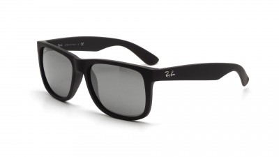 Ray-Ban Justin Noir RB4165 622/6G 51-16 74,92 €