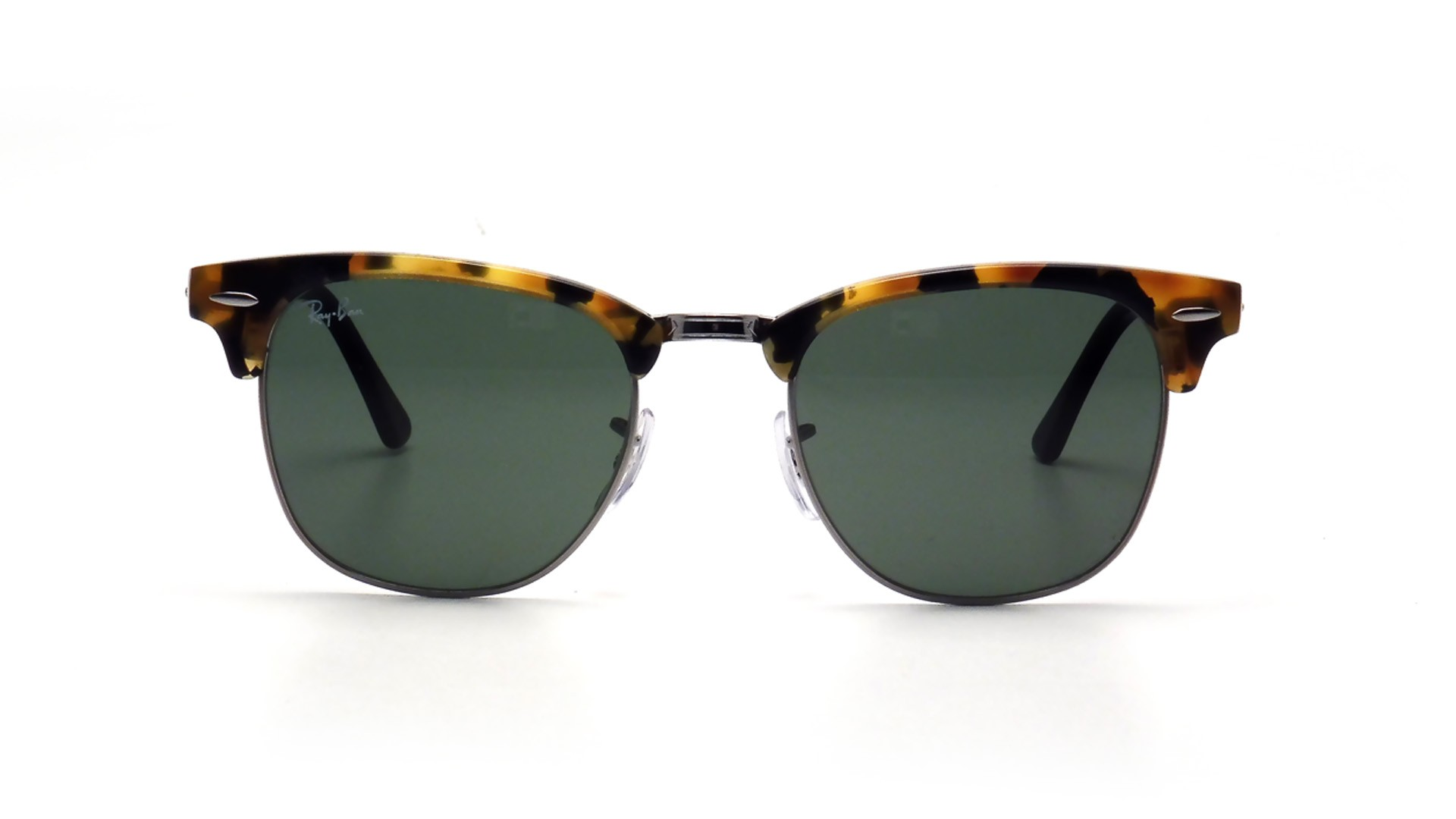 clubmaster classic tortoise  Ban Clubmaster Fleck Tortoise RB3016 1157 51-21