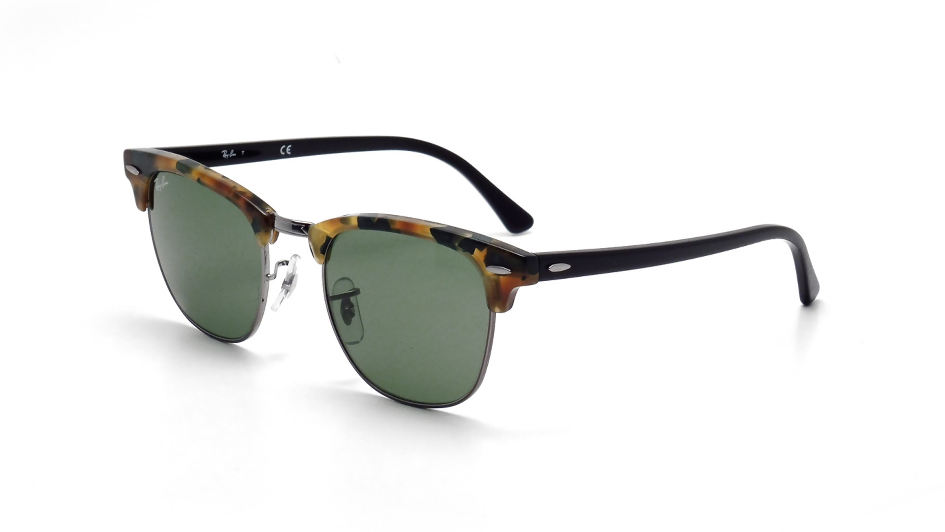 b4c77763aeab0b Ray Ban Clubmaster Ecaille Femme « Heritage Malta