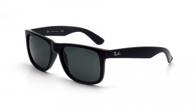 Ray-Ban Justin Black RB4165 601/71 55-16 62,42 €