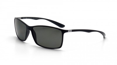 51dc2314cd spain ray ban black matte rb4179 grey polarized lenses 62mm 1a8a8 e0b18   reduced ray ban rb4179 liteforce tech green c85a5 9a8c0