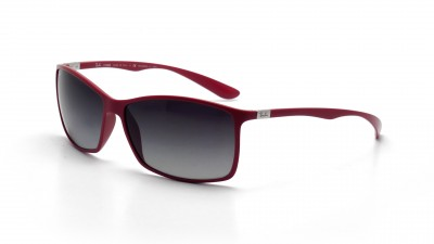 Ray-Ban Tech Liteforce Red RB4179 6123/T3 62- Polarized 128,25 €