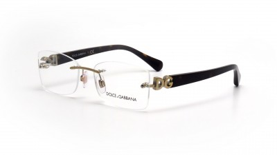 Dolce & Gabbana Iconic Logo Or DG1278 1193 52-17 99,92 €