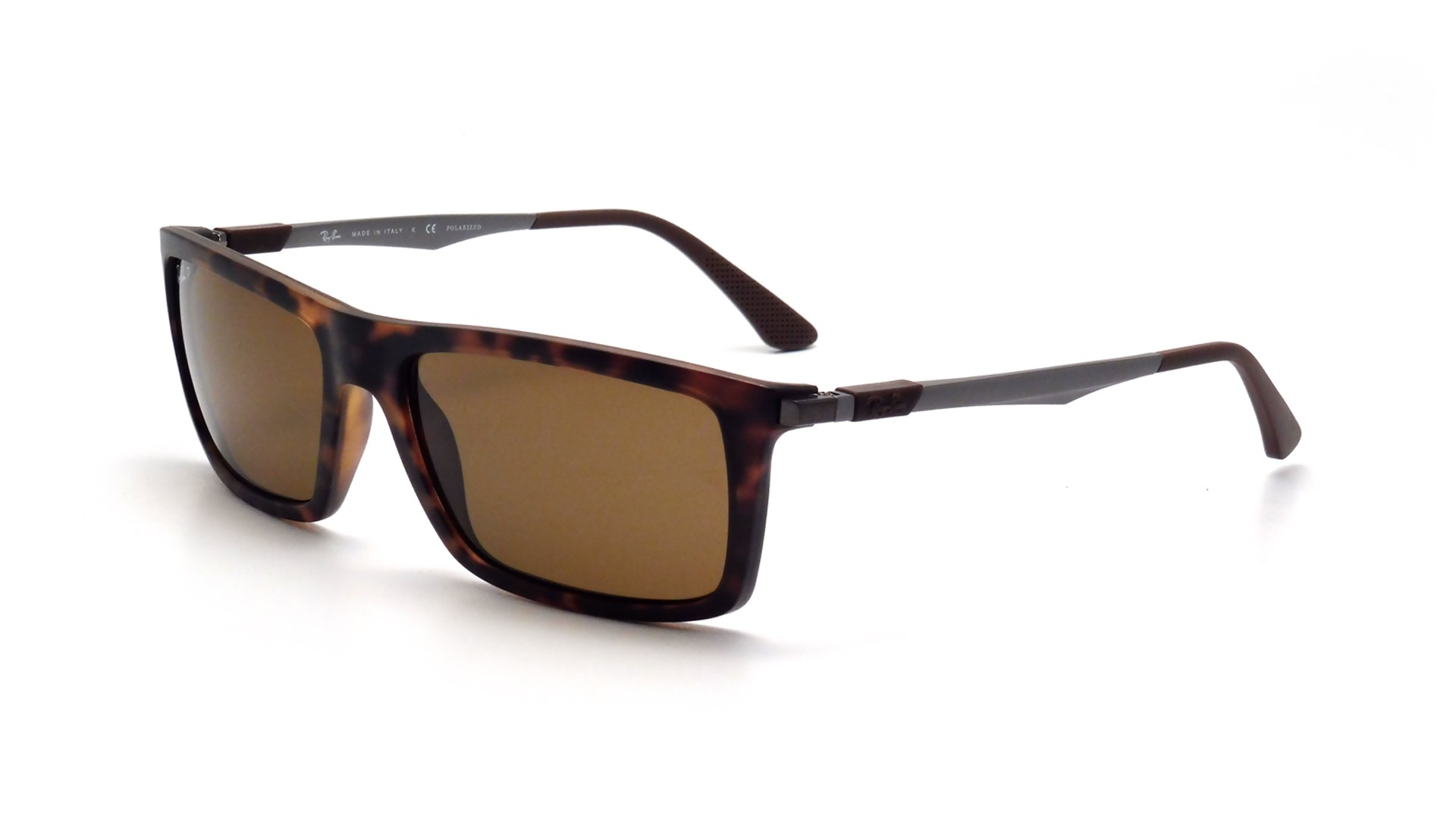 how much are ray bans  Ban RB4214 6092/83 59-17 Tortoise Polarized