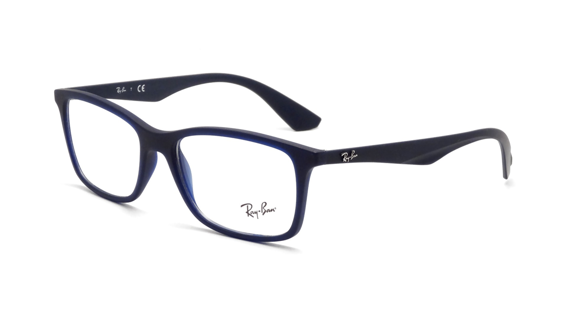 Rayban Blue Eyeglass Frames