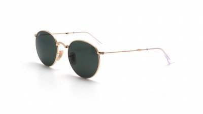 Ray-Ban Round Or RB3532 001 47-20 Pliantes 99,92 €