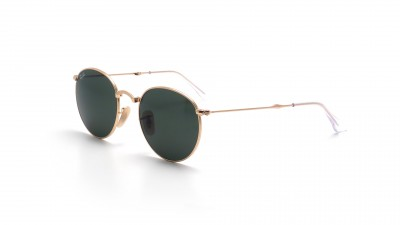 Ray-Ban Round Or RB3532 001 50-20 Pliantes 99,92 €