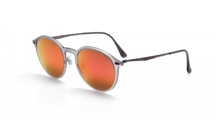 Ray-Ban Round Light Ray Transparent RB4224 650 6Q 49-20. Lunettes de ... 41a205be61cf