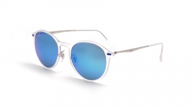Ray-Ban Round Light Ray Clear RB4224 646/55 49-20 128,25 €