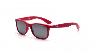Ray-Ban RJ9062S 70156G 48-16 Rouge 43,33 €