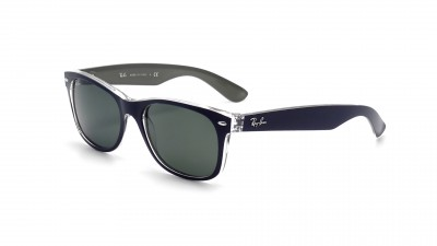 Ray-Ban New Wayfarer Bleu RB2132 6188 52-18 79,08 €