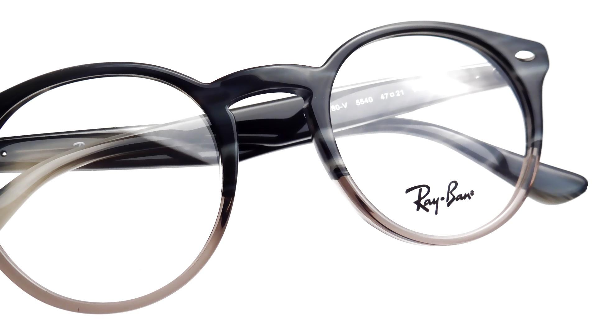 a594cd73c6 Ray Ban Cat Eye Glasses Rx 5226 Havana Brown Cat