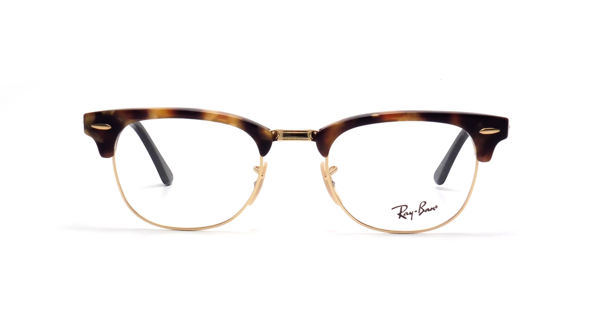 Ray Ban Clubmaster Classic Tortoise - atlantabeadgallery