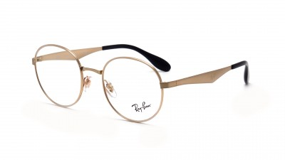 Ray-Ban RX6343 RB6343 2860 47-19 Gold 70,75 €