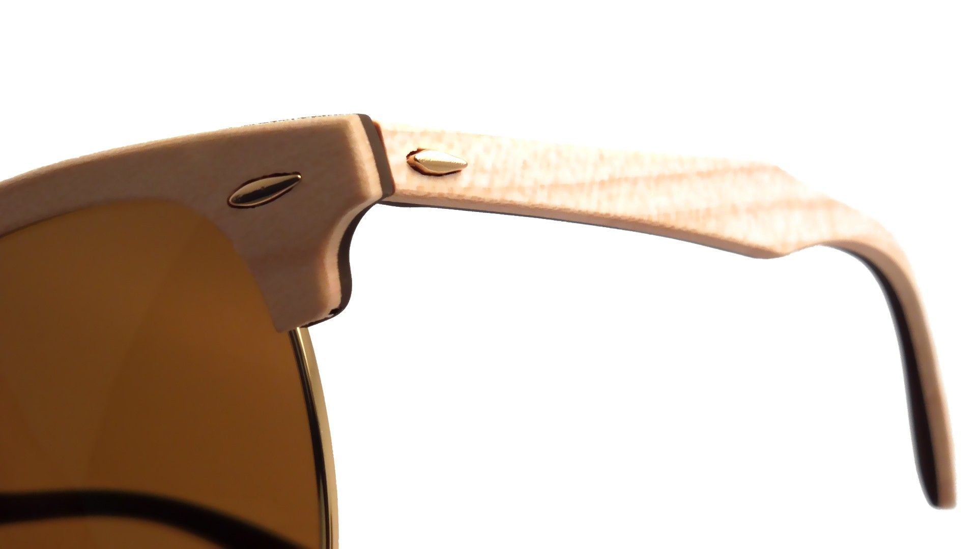1a3950c4fe Ray Ban Clubmaster Wood Brown « Heritage Malta