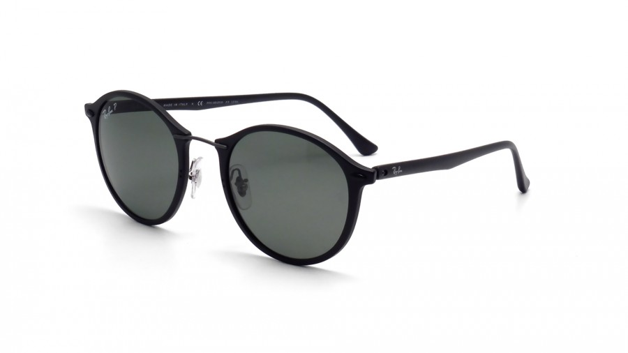 ray ban liteforce w5yj  Ray Ban 4179 Matte Black 601S9A Polarised Glasses