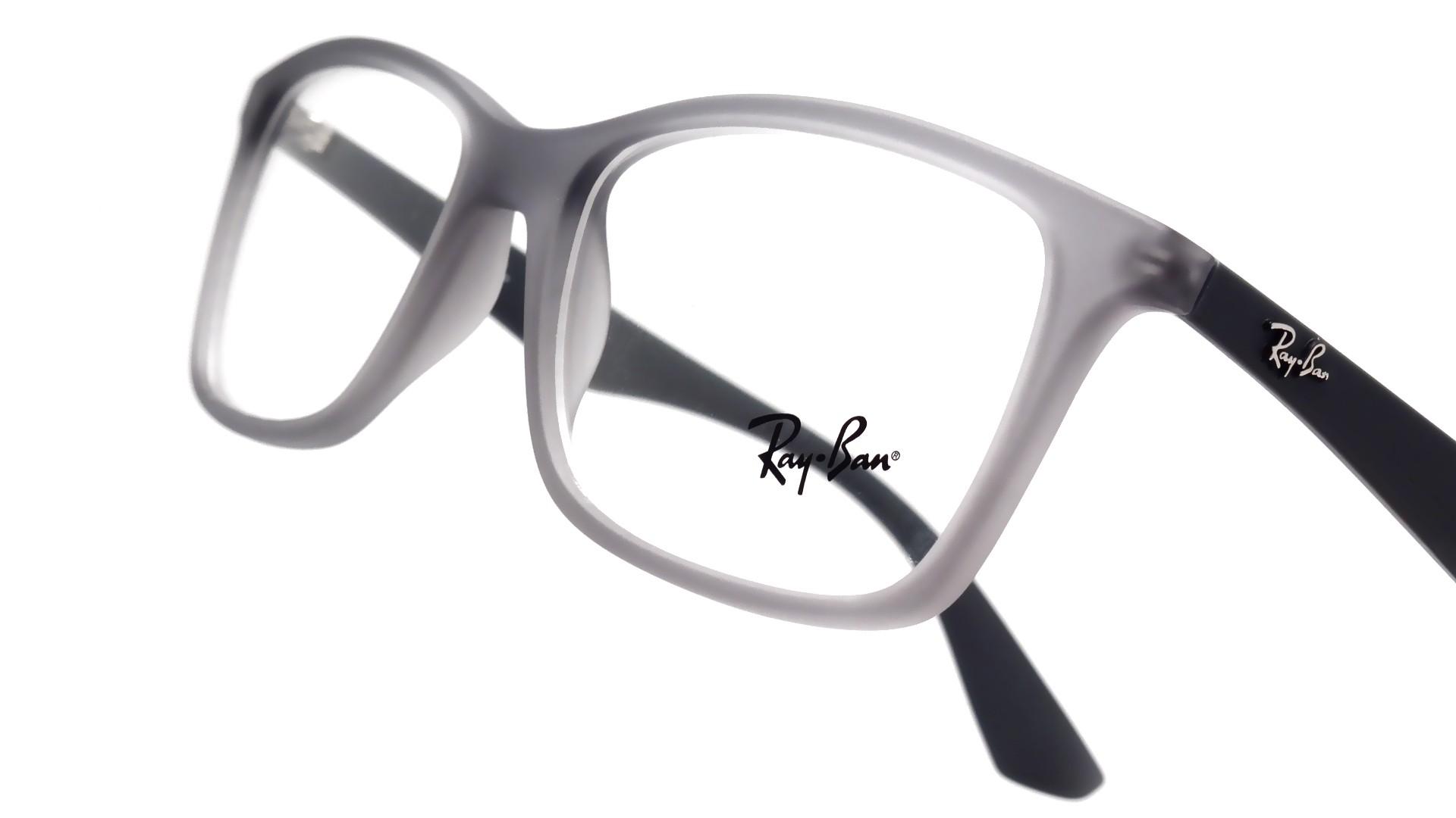 eacafaec82 Ray Ban 7047 Grey Eyeglasses - Bitterroot Public Library