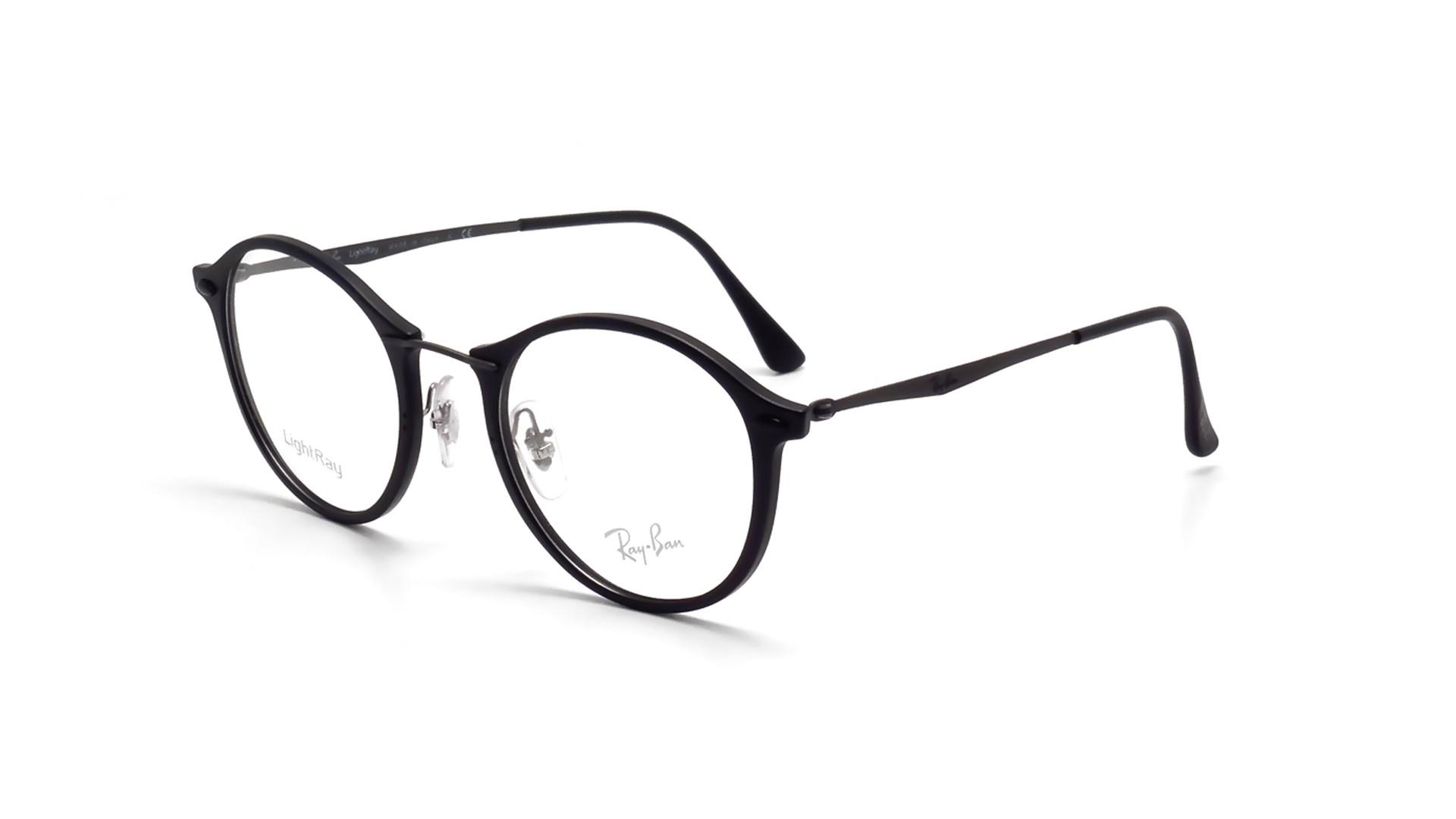 lunette de vue ray ban ronde ecaille les baux de provence. Black Bedroom Furniture Sets. Home Design Ideas