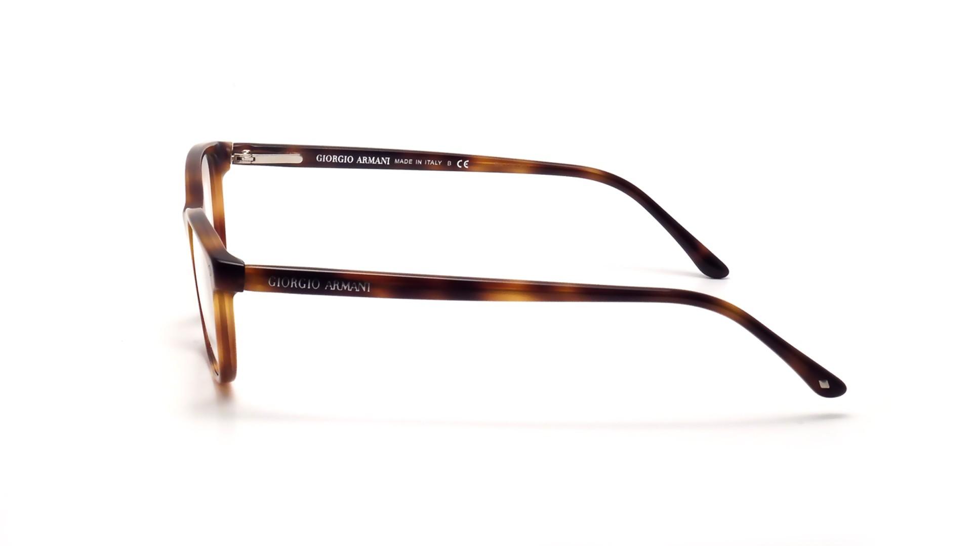 Giorgio Armani Frames of Life Tortoise AR7021 5177 52-16 ...