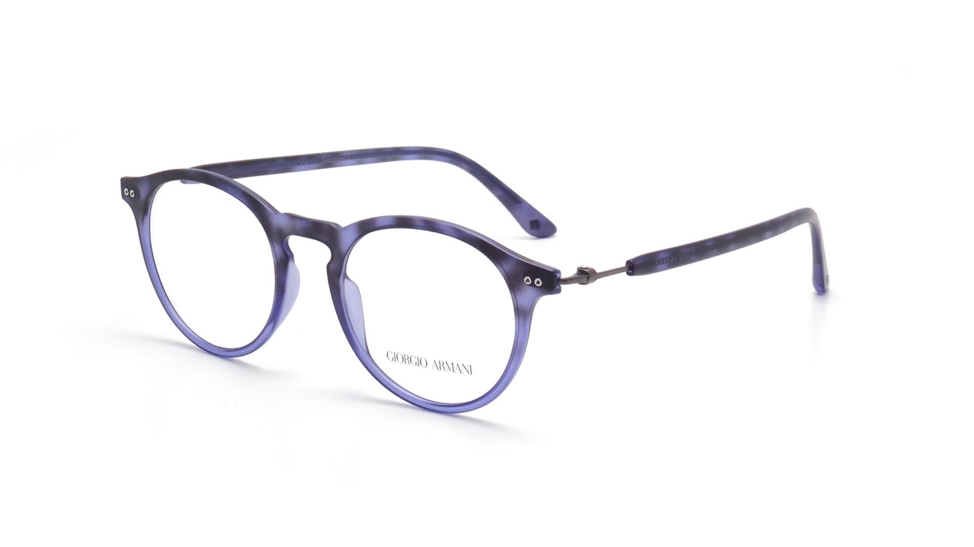Armani Glasses Frames Blue : Giorgio Armani Frames of Life Blue AR7040 5313 48-19 ...